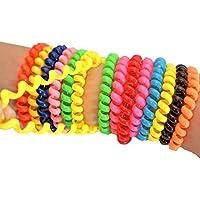 Swirly Bands - Fidgeting, ADHD, Autism Spectrum - Sensory and Motor Aid Light Bracelets