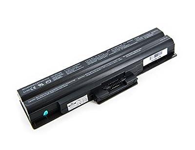 Powerforlaptop Laptop/Notebook Replace Battery For Sony Vaio PCG-3C2L PCG-3D4L PCG-3E2L PCG-7142L PCG-7173L PCG-7174L PCG-81214L VGN-FW139E/H VGN-FW140E/H VGN-FW21M VGN-NW VGN-NW250F VGN-NW270F/P by powerforlaptop