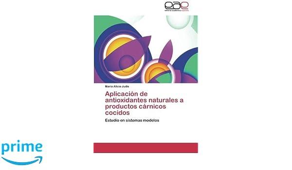 Aplicacion de Antioxidantes Naturales a Productos Carnicos Cocidos ...