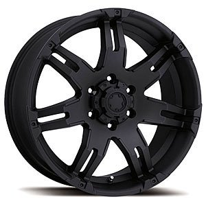 Custom Rims And Tires Package - 7