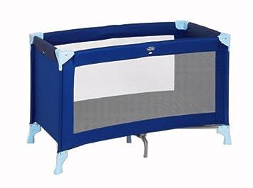 Babideal 21192440 reisebett love blue 60 x 120cm inklusive