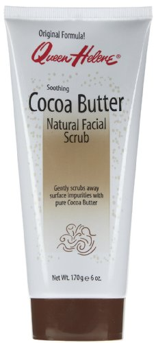 Queen Helene: Cocoa Butter Facial Scrub, 6 oz (4 pack)