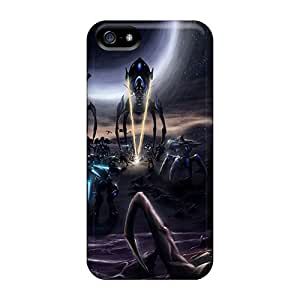 For DeannaTodd Iphone Protective Cases, High Quality For Iphone 5/5s Star Craft Skin Cases Covers