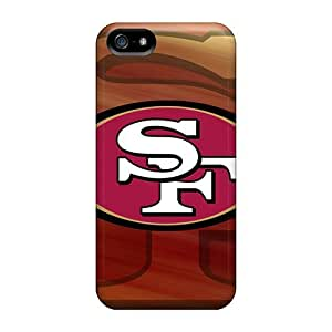 Cute Appearance Covers/Bzx13884iMRe San Francisco 49ers Cases For Iphone 5/5s wangjiang maoyi