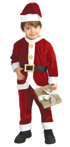 Child's Little Santa Costume, (Santas Costumes)