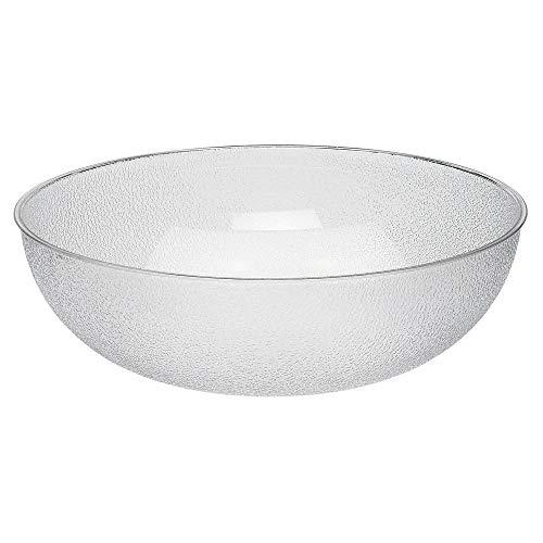 (Cambro (PSB23176) 40 qt Round Pebbled Bowl - Camwear )