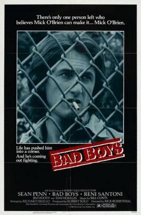 - Bad Boys Movie Poster Sean Penn 24x36