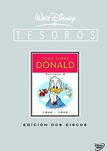 Todo sobre Donald Vol. 2 [DVD]