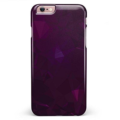 Dark Pink Geometric V16 iPhone 6 Plus or 6s Plus- 5.5