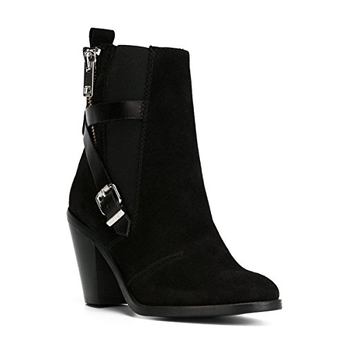 Diesel Women's D-Kinley Black Boot 6M