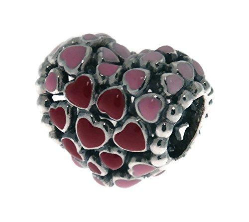 Pandora Burst of Love Multicolored Charm 796557ENMX
