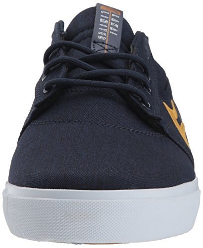 Shoe Skate Adults' Gold Griffin Unisex Parent Lakai Textile Navy wCq7v4xII
