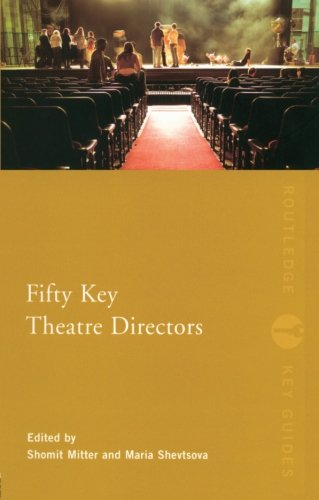 Fifty Key Theatre Directors (Routledge Key Guides)