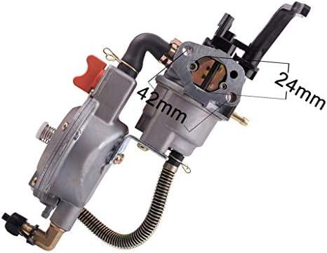 Atyhao Generator Dual Fuel Vergaser LPG CNG Umrstsatz fr 2.8KW ...