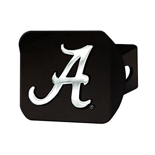 Alabama Trailer Hitch Cover - Fanmats 21024 Team Color 4-1/2
