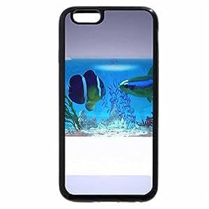 iPhone 6S / iPhone 6 Case (Black) Fish aquarium