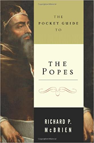 Book Pocket Guide to the Popes, The