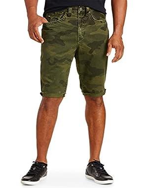Camo Shorts Militant Green