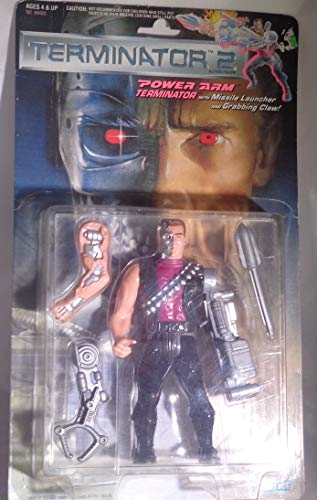 (Terminator 2 - Power Arm Terminator Figure)