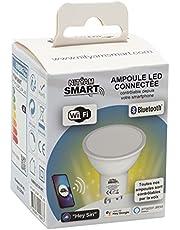 NITYAM NITSMTLDSPC_4,5W_110 Smart-lamp, 6 W, wit