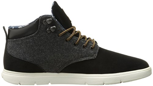 Emerica Wino Cruiser HLT, Men's Skateboarding Black/White/Yellow