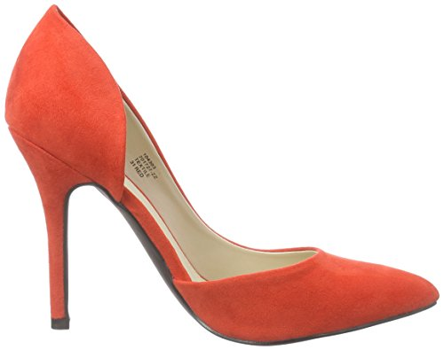 Another Pair of Shoes Phoebe K3 - Zapatos de Tacón para Mujer Rojo (Red 31)