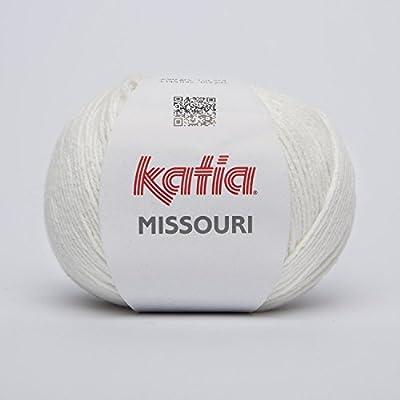 Lana Katia Missouri color 03 – Crudo – Lana de verano, hilo de ...
