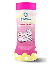 Five Fives Super Talcum Powder with Rose Fragrance, Red - 200 gm