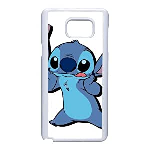 Samsung Galaxy Note 5 phone case White Disney Lilo And Stitch Character Stitch FFK8040236