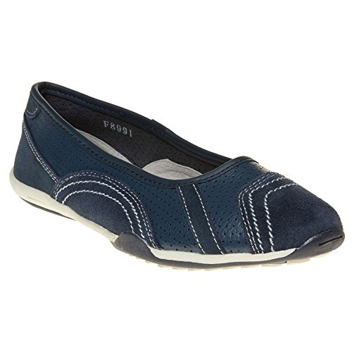 Sole Ashley Femme Chaussures Bleu