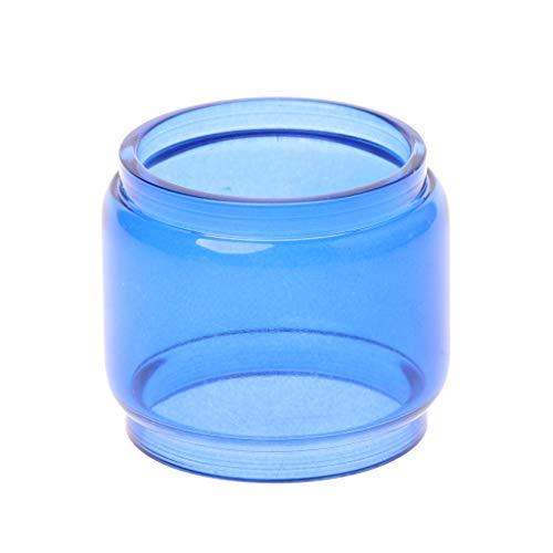 Fahou Transparent Bunt Vape Glasrohr Glastank Elektronische Zigarette Zubehör Für TFV12 Prince Vaporizer Zerstäuber