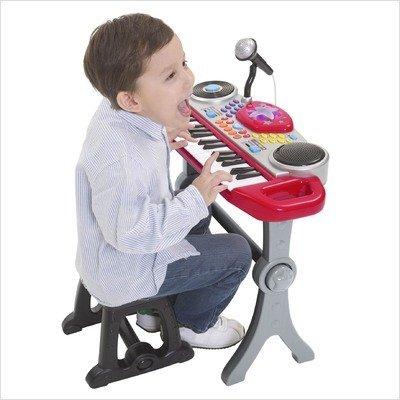 WinFun Keyboard Rock Star Beat Bop (CPA Toy 2068): Amazon.co.uk: Toys &  Games
