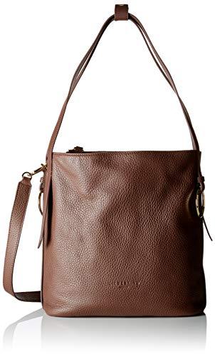 (Liebeskind Berlin Shoulder Bag, Brown (French Roast 8720))