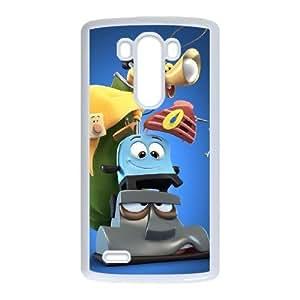 LG G3 phone case White Brave Little Toaster VFR4411829