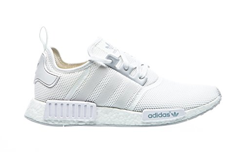 the best attitude d0cb7 4772a adidas Originals NMD R1 Mens Trainers Sneakers Shoes (UK 6.5 US 7 EU 40,  Monochrome White S79166)