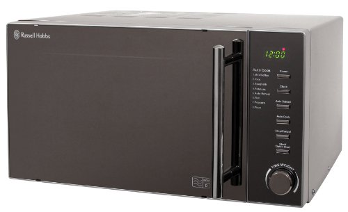 russell hobbs rhm2017 20l silver digital microwave amazon co uk kitchen home