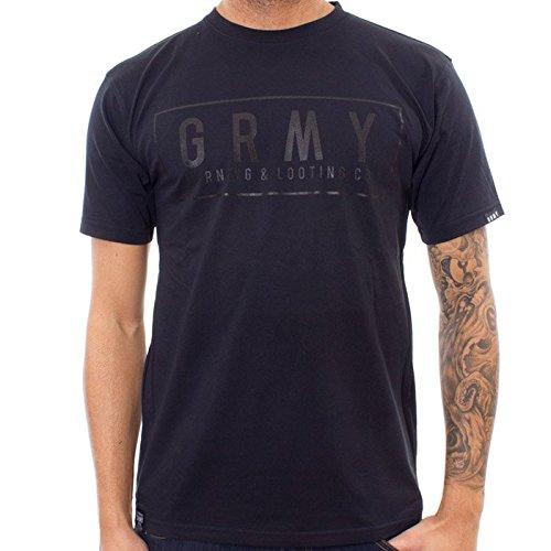 Grimey Camiseta GRMY Box tee FW15 Black 3XL: Amazon.es: Ropa y accesorios