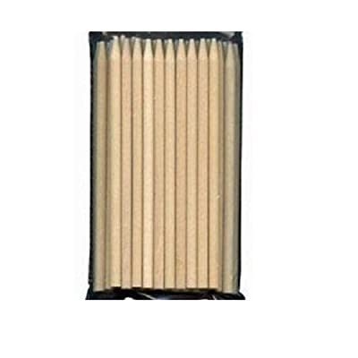 Oasis Supply Wooden Candy Apple Sticks, 10-Inch, 50-Pack
