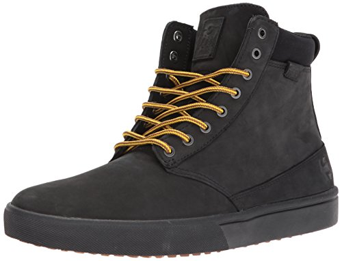 etnies Jameson HTW Winter Boot, Black/Black/Gum, 11 Medium US
