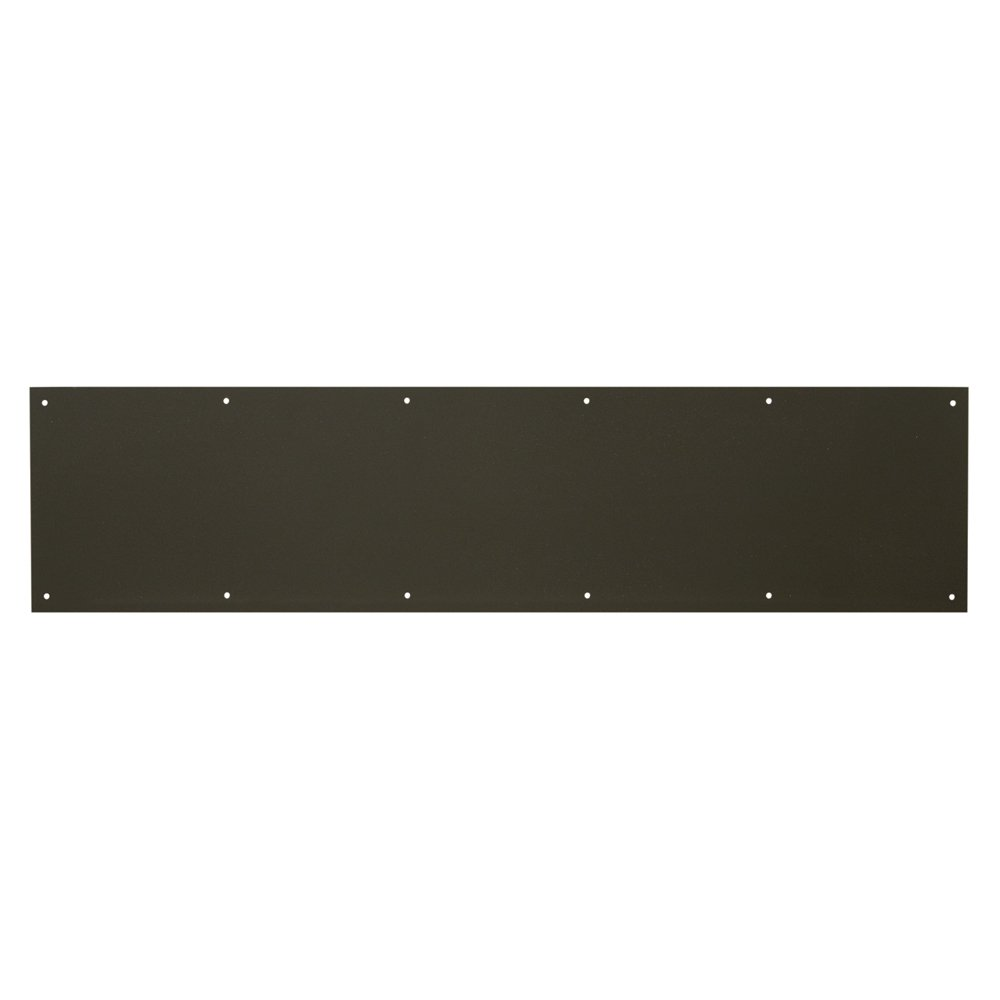Prime-Line Products J 4691 Kick Plate, 8 X 34-Inch, Bronze Painted