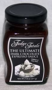 Fudge Fatale - The Ultimate Dark Chocolate Espresso Sauce