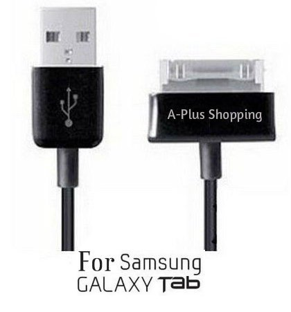Price comparison product image 10 Ft. (EXTRA LONG) USB Data Cable Cord Charger for Samsung Galaxy Tab 1, 2, 10.1, Note Tablet GT-N8013 (USA SELLER) (A-Plus Shopping)