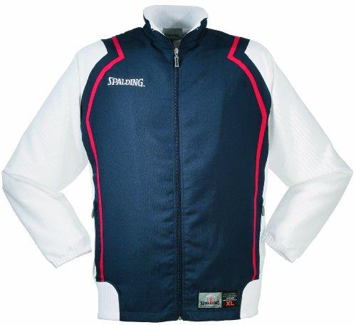 camiseta De amp; Baloncesto Spalding Sets Challenge Jacke Azul Teamtrikots BXnwPwqR