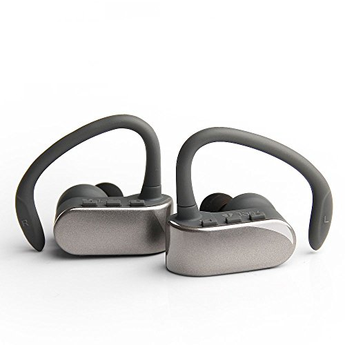Jarv NMotion Free True Wireless Earbud Bluetooth Headphones,
