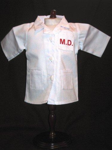 Doctor Coat. Fits 18″ Dolls like American Girl®, Baby & Kids Zone
