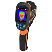 Perfect-Prime IR0002, Infrared (IR) Thermal Imager & Visible Light Camera with IR Resolution 3600 Pixels & Temperature Range from -20~300°C, 6Hz Refresh Rate