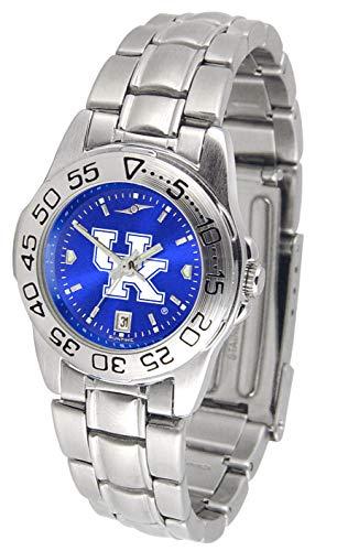 Kentucky Wildcats - Ladies' Sport Steel - Wildcats Kentucky Watch Sport Steel