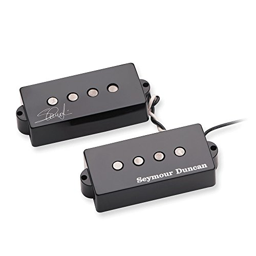 Used, Seymour Duncan SPB-4 Steve Harris Signature P-Bass for sale  Delivered anywhere in USA