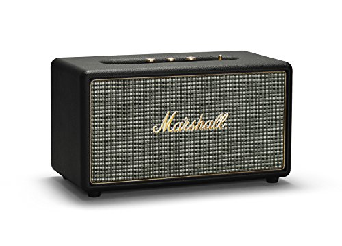 Electronics : Marshall Stanmore Bluetooth Speaker, Black (04091627)