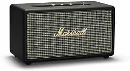 Marshall Stanmore Bluetooth Speaker, Black (04091627)
